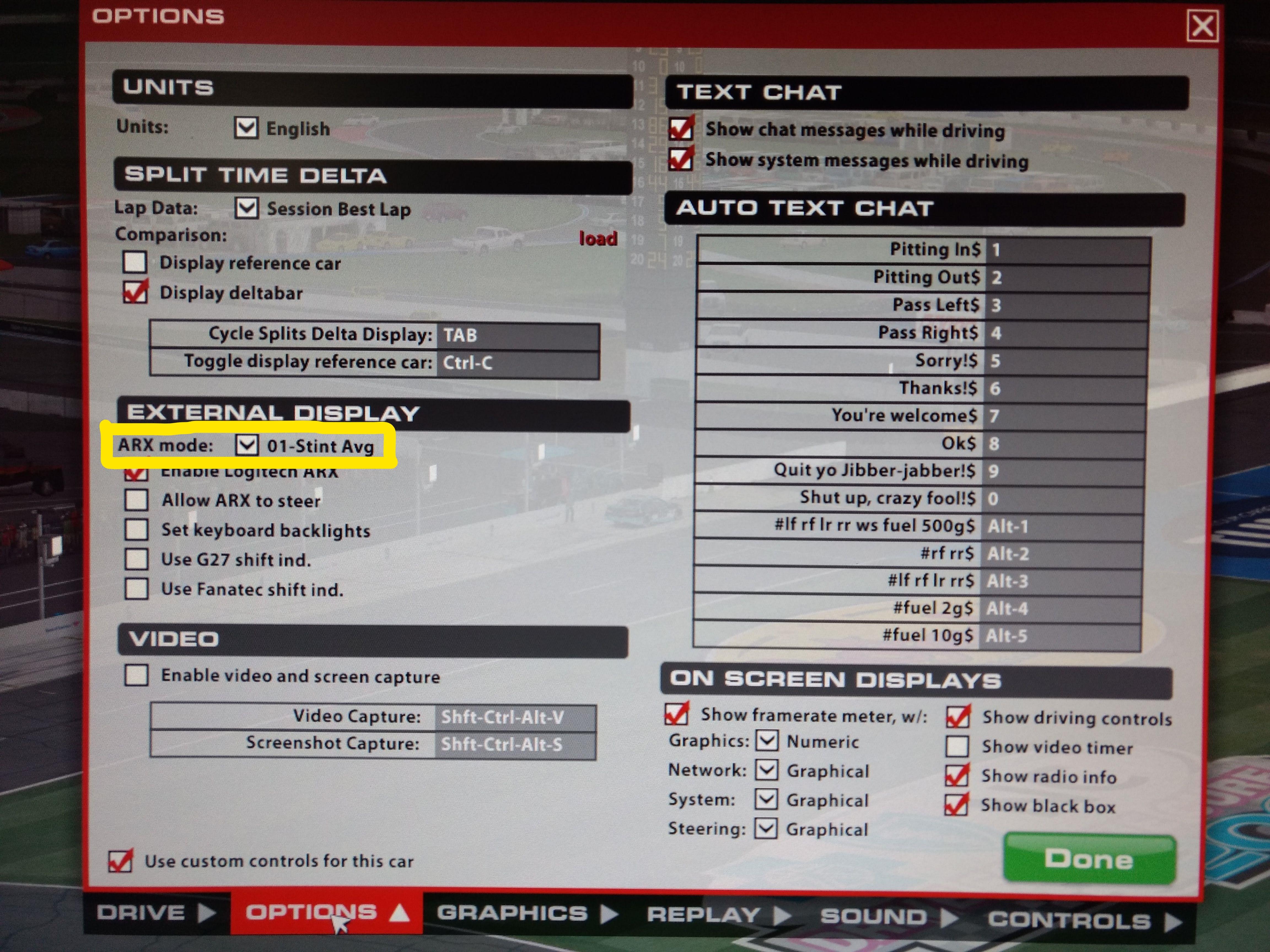 My Sim Racing Apps